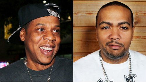 Jay-Z And Timbaland