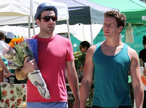 NOOOOO!!!! Zachary Quinto And Jonathan Groff Break Up