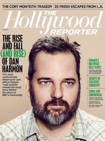 Dan Harmon Tells All About His Community Past, Present, and Future