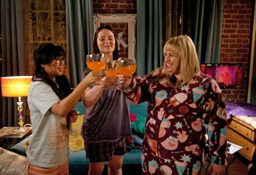 FIRST LOOK: Rebel Wilson's Super Fun Night Is The Anti-Sex And The City!
