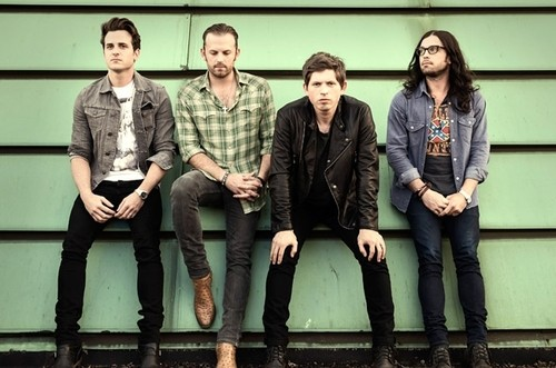 Listen to New KIngs of Leon Single, Supersoaker!