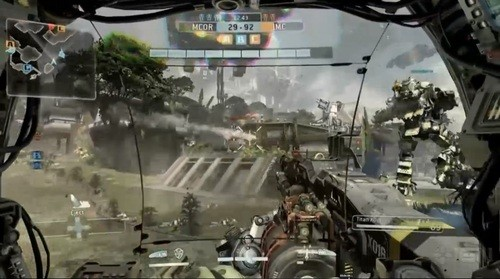 Next-Gen Shooter Titanfall Destroys Competition in Critics Awards