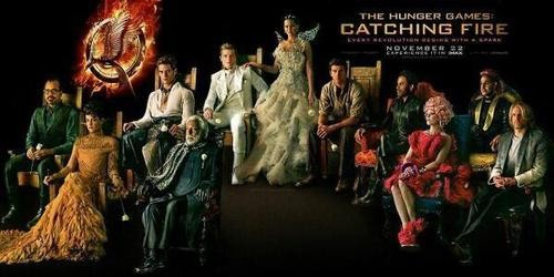 BREAKING: Hunger Games: Catching Fire Trailer Heats Up The Action