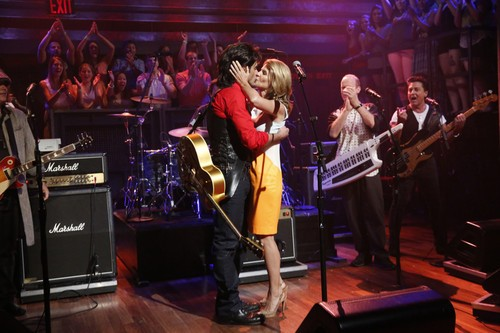 Jessie And The Rippers Reunite On Fallon