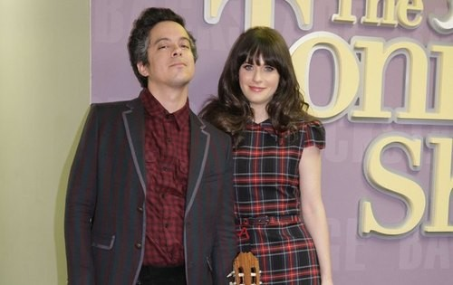 Zooey Deschanel Denies Her Music is Autobiographical
