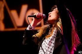 Charlene Kaye Rocks Rockwood With Stripped Back Sound