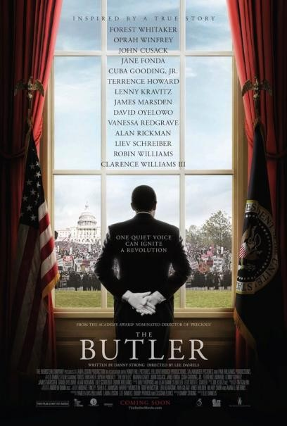 A Compromise: Lee Daniel's The Butler Title To Go Forward (KInd Of)