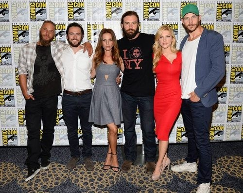 History Channel's Vikings Invades Comic Con