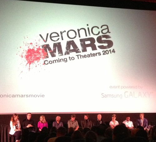 PopWrapped Hits The Veronica Mars Fan Event