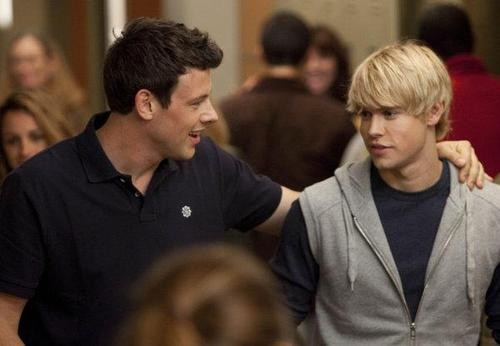Chord Overstreet Pays Tribute To Cory Monteith At LA Gig