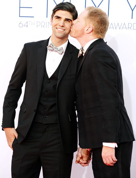 Jesse Tyler Ferguson & Justin Mikita Tie the Knot In NYC