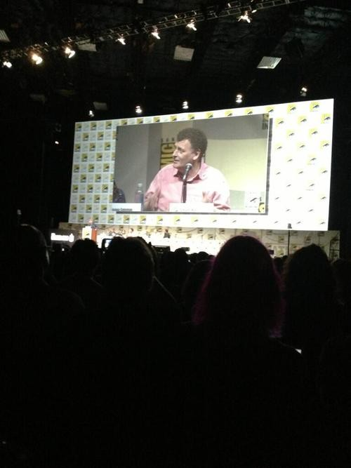 No 12th Doctor, Moffat Gets Stern And More At Doctor Who Panel