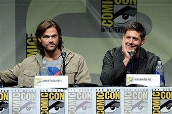 Supernatural SDCC Panel Debuts Season 9 Sneak Peek