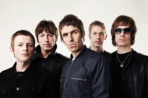 Naked Women Surround Liam Gallagher in New Beady Eye Video