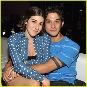 Teen Wolf Star Tyler Posey Engaged To Seana Gorlick