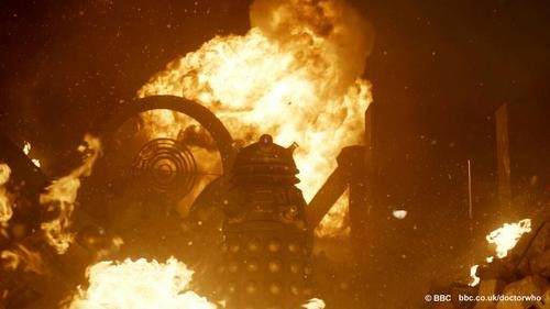 EXTERMINATE: Daleks Will Be In The 50th Anniversary Special