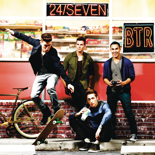 Big Time Rush Gives Free Concert For Grieving Citizens of Newtown