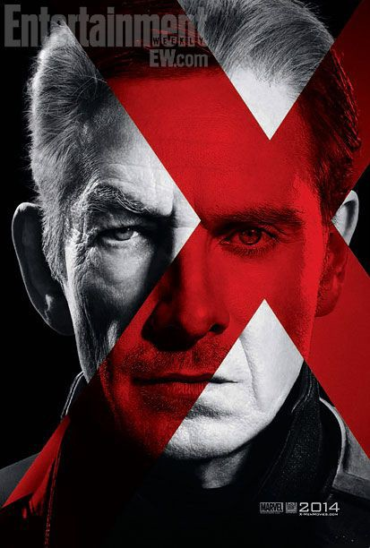 Comic Con Reveals Posters For Star Studded X-Men Sequel