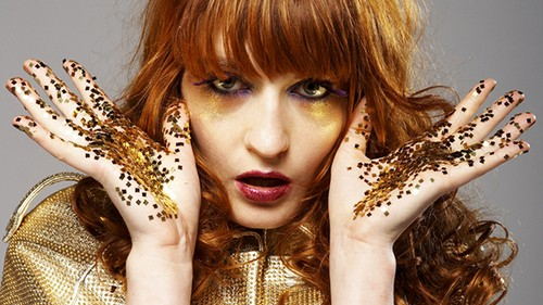Florence Welch Gets Lucky This Summer