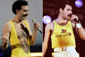 Sacha Baron Cohen Drops Out Of Freddie Mercury Biopic