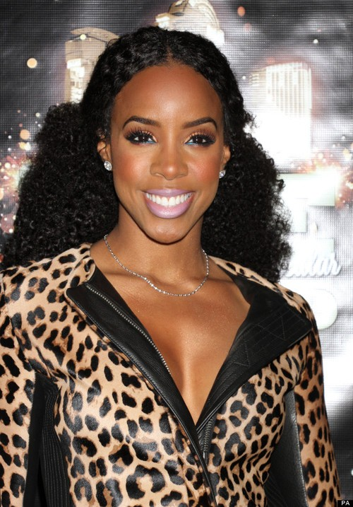 Kelly Rowland's Weekend Sea Trip Ends in Rescue