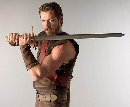 Men In Tights: Once Upon A Time Recasts Its Robin Hood