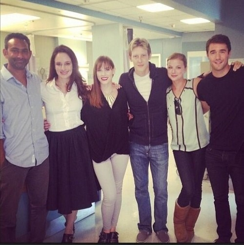 Behind-The-Scenes Look at Revenge Season Three