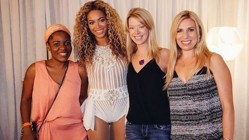 Beyonce Shows Off Her Big Heart With Boston Marathon Survivors