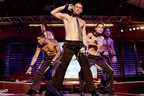 Channing Tatum Confirms Magic Mike Is Broadway Bound