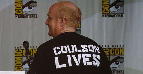 Coulson Lives...(But Not In Avengers: Age Of Ultron)