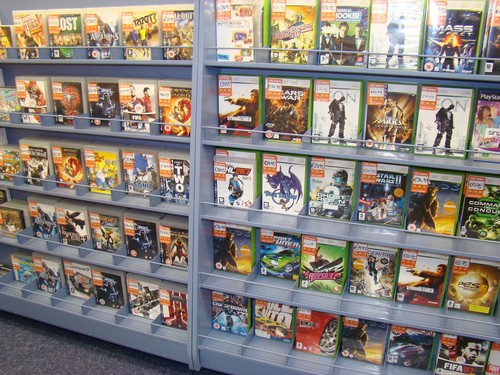 Are Used Game Sellers Using Consumers?