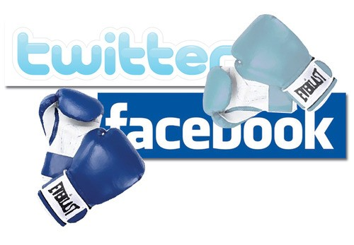 Twitter vs Facebook In Advertising Fight