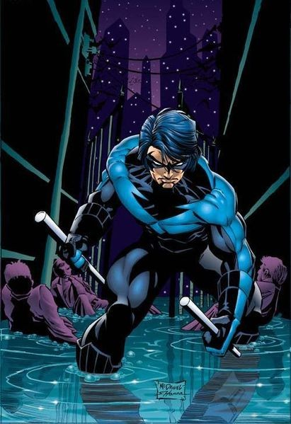 Nightwing Could Have His Wings Clipped Before Flight