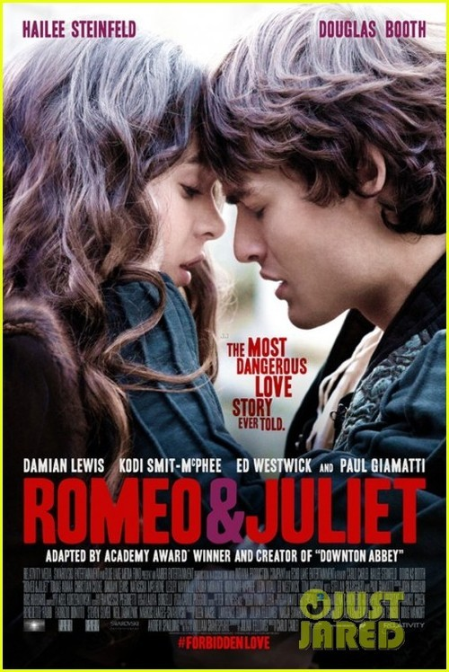 Hailee Steinfeld & Douglas Booth Sizzle In New Romeo & Juliet Trailer