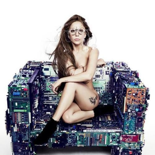 We Go Goo-Goo For Gaga In ARTPOP Promo