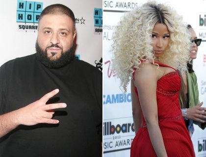 DJ Khaled Proposes to Nicki Minaj Via MTV Video