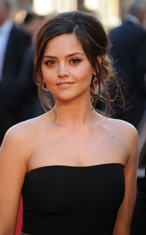 Jenna-Louise Coleman Opens Up About Doctor Who 50th