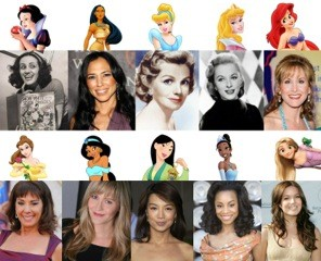 The Women Behind The Voices Of Our Favorite Disney Princesses