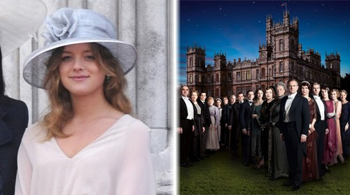 Royalty Is Heading To Downton Abbey