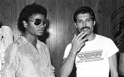 Be Still Our Beating Heart: Duets From Michael And Freddie?