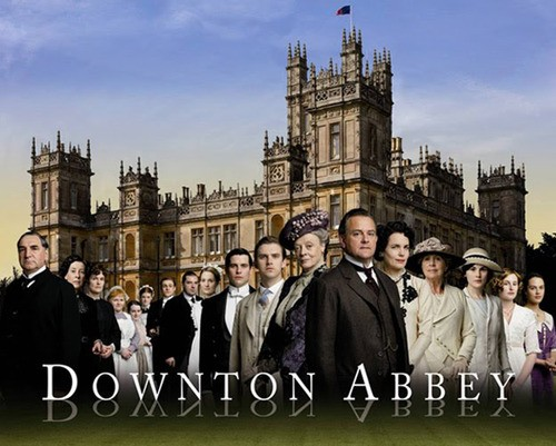 Downton Abbey Christmas Special Stills Show New Additions in Action