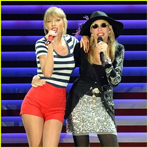 You're So Vain: Taylor Swift Duets With Legendary Singer Carly Simon