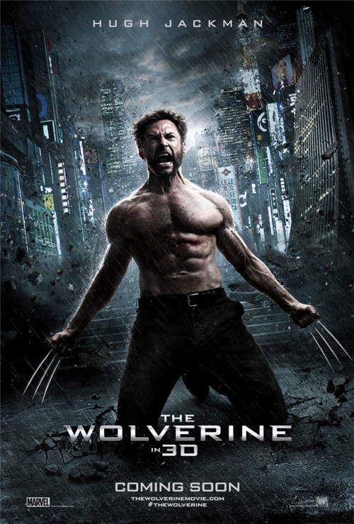 The Claws Come Out as the Wolverine Tops the Weekend Box Office