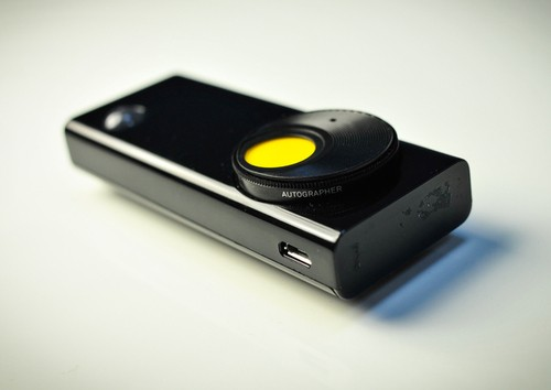 'Autographer' Camera Will Capture Moments of Your Life Hands Free