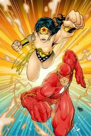 The Flash Takes On Wonder Woman For CW Slot