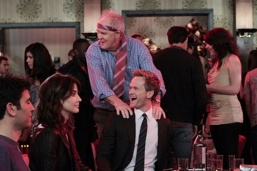John Lithgow Returns As Barney's Father On How I Met Your Mother