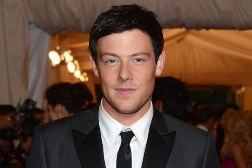 Glee's Cory Monteith to be Honoured at the Emmy Awards
