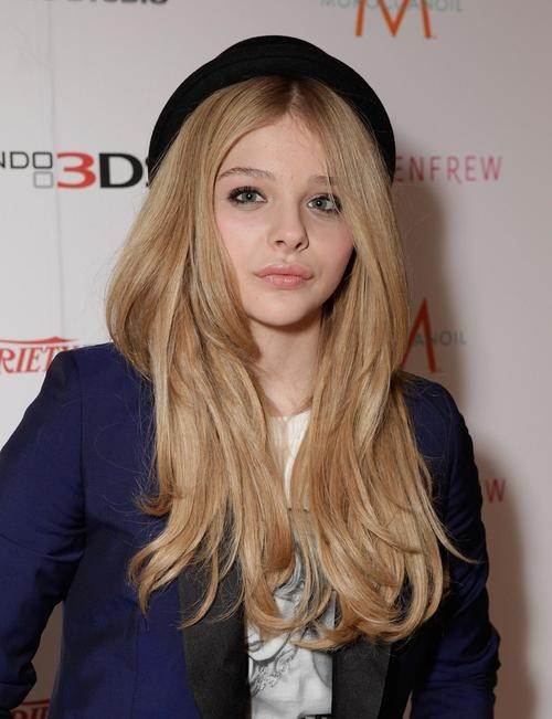 What Would Chloe Grace Moretz Do For A Role In The New Star Wars?