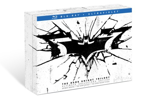 Release Date Set For The Ultimate Dark Knight Trilogy Blu-ray