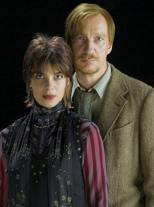 J.K. Rowling Reveals Details On Remus And Tonks Relationship
